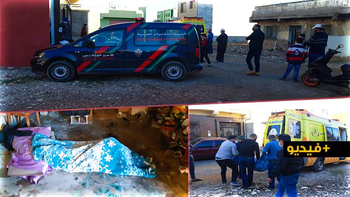 """عاجل.. العثور على جثة شاب متحللة قرب مؤسسة """"أبو الوفاء"""" في طريق ارغنغان بالناظور"""