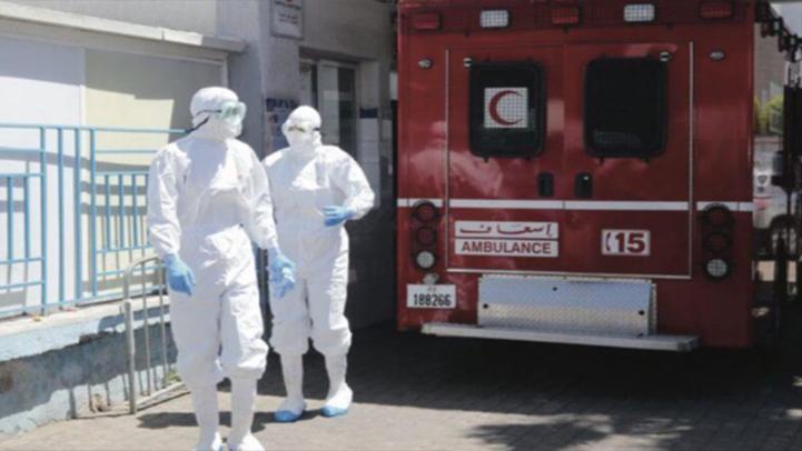 خلال 24ساعة.. حالة وفاة وإصابات جديدة بكورونا ترفع الحصيلة الوبائية بالناظور