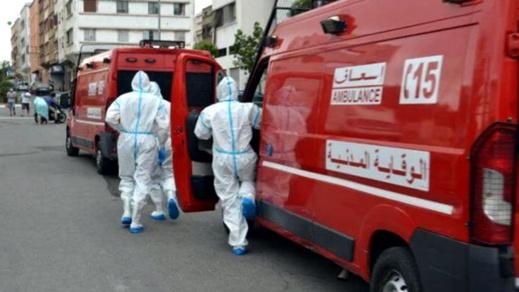 """استقرار """"نسبي"""" في عدد الإصابات بكورونا بالحسيمة والدريوش تواصل حصد المصابين خلال 24 ساعة الماضية"""