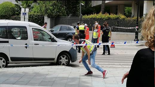 مغربي يحضر حفلة سرية بماربيا الإسبانية ويصاب برصاصتين في الظهر