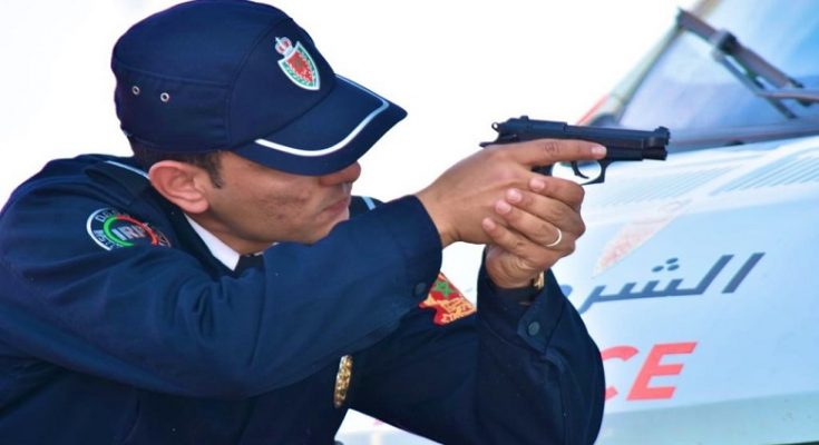 شرطي يطلق النار لإيقاف ثلاثة جانحين بعد نقل جثة شخص إلى المستشفى