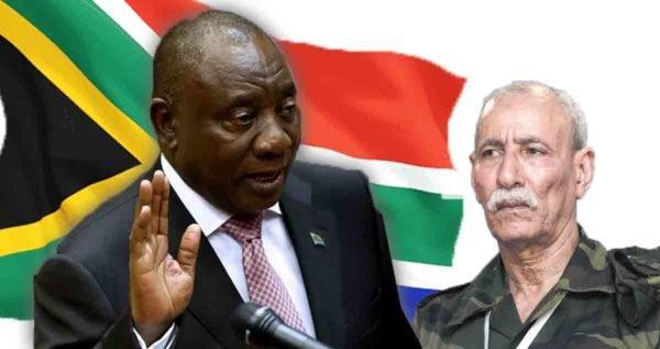 رئيس جنوب إفريقيا يوجّه صفعة جديدة لانفصاليي البوليساريو
