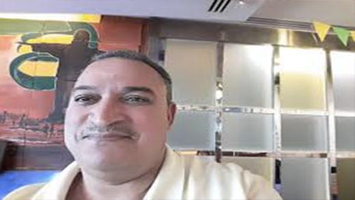 وفاة الصحفي حكيم عنكر بسبب فيروس كورونا المستجد