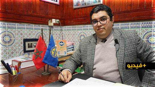 ربيع المزيد: تجديد هياكل الاتحاد المغربي للشغل بالناظور جاء بعد نضال تاريخي للطبقة العاملة ولا سماحة مع الانتهازيين