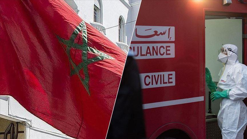3345 إصابة جديدة و65 وفاة بكورونا خلال 24 ساعة في المغرب