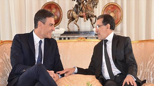 كان سيتدارس مجموعة من الملفات بينها فتح معبر مليلية.. تأجيل إجتماع رفيع المستوى بين المغرب واسبانيا