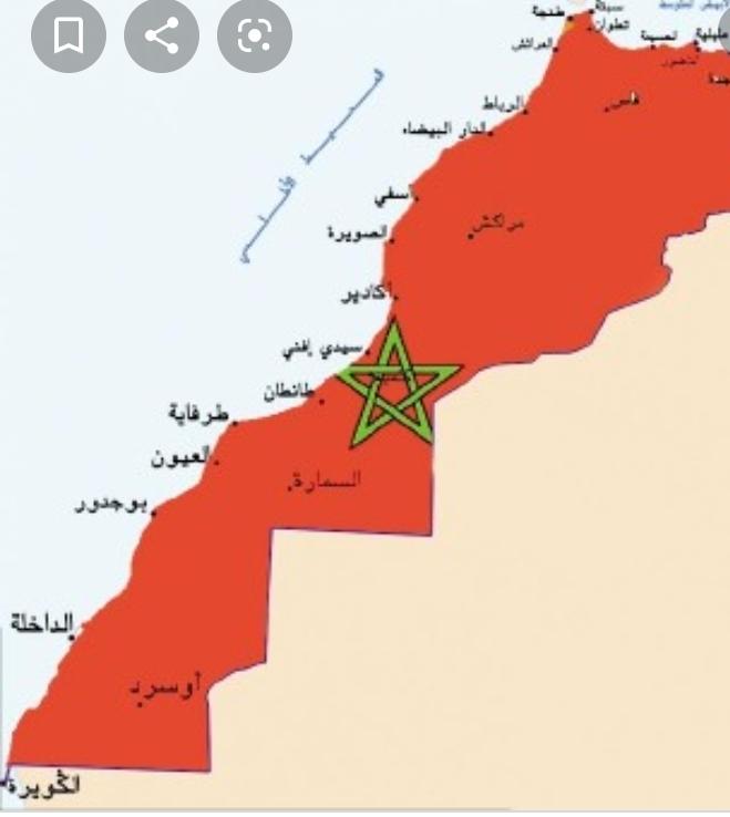 """حذف """"حدود"""" الانفصاليين.. """"غوغل"""" يعدّل خرائطه بعد الاعتراف الأمريكي بمغربية الصحراء"""