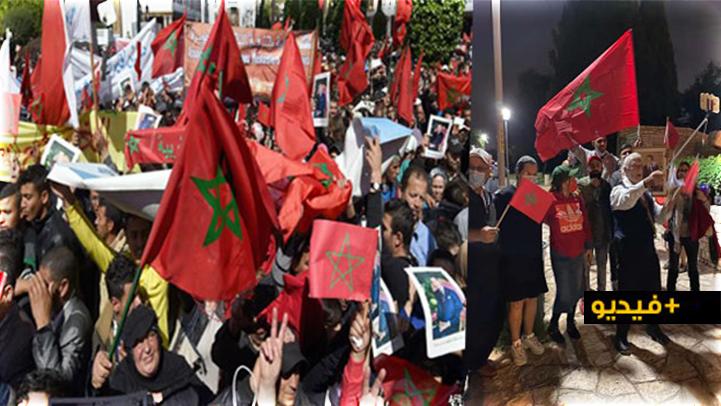 شاهدوا.. احتفالات شعبية ليهود المغرب في إسرائيل بعد اعتراف أمريكا رسميا بمغربية الصحراء