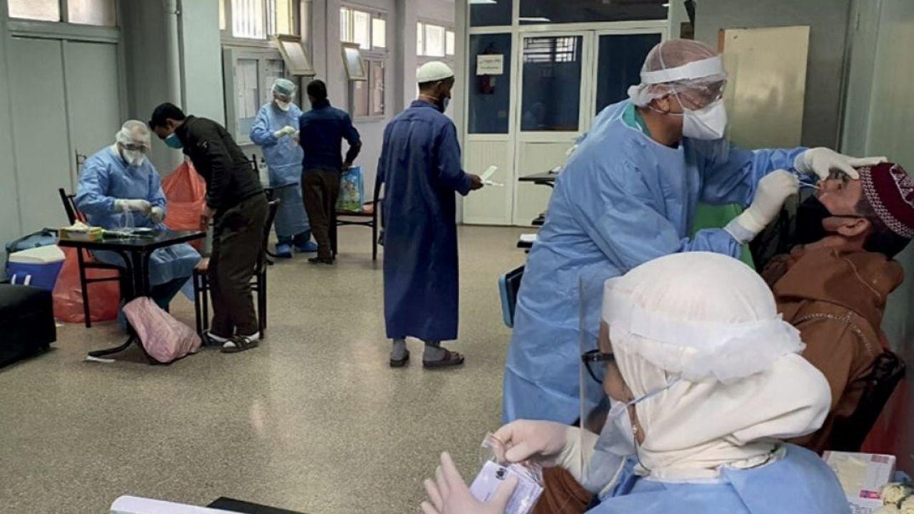 الحسيمة تسجل إصابات جديدة وحالة وفاة بفيروس كورونا خلال 24 ساعة الماضية