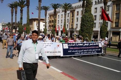 """""""تماطل الحكومة"""" يدفع دكاترة المغرب إلى خوض إضراب عامّ ويهددون بإيصال """"ملفهم"""" إلى السفراء"""