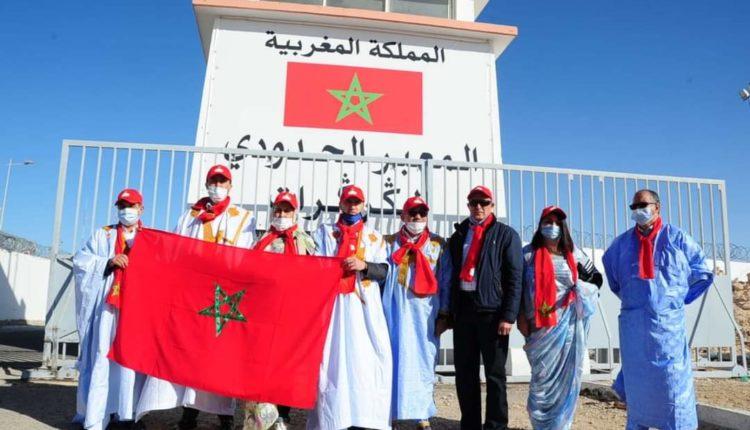 بعيوي: زيارة معبر الكركرات توخت التأكيد على شرعية وعدالة التدخل المغربي الأخير