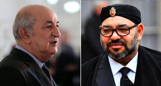 الملك محمد السادس يدعو بالشفاء العاجل للرئيس الجزائري عبد المجيد تبون