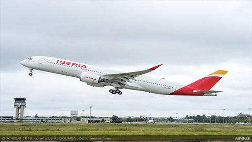 """شركة """"ايبيريا"""" للطيران تعود لربط إسبانيا بالمغرب عبر ثلاث رحلات أسبوعيا"""