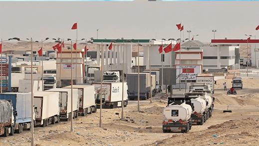 """مهنيو النقل السياحي ينظمون """"جولة"""" الصحراء المغربية لتشجيع للسياحة الداخلية ودعم القضية الوطنية"""
