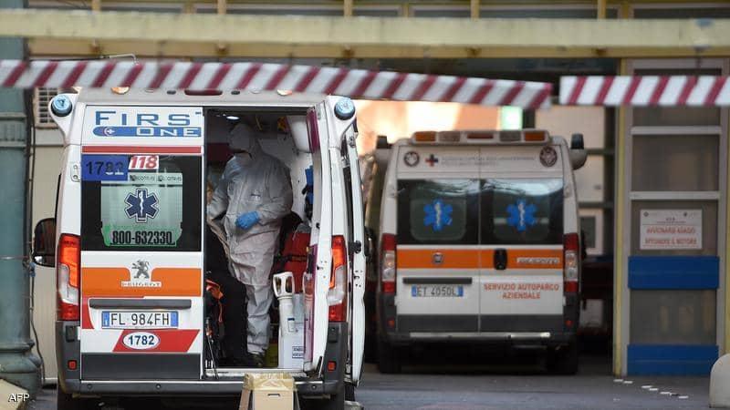 """ارتفاع وفيات """"كوفيد19"""" ينذر بكارثة غير مسبوقة في ايطاليا"""
