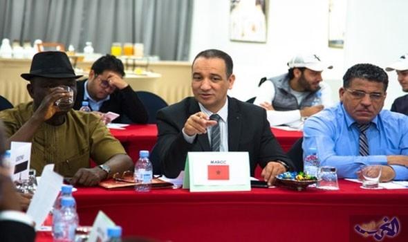 المغربي مستحسان رئيس الاتجاد الإفريقي ثالثا في انتخابات رئاسة الاتحاد الدولي للملاكمة