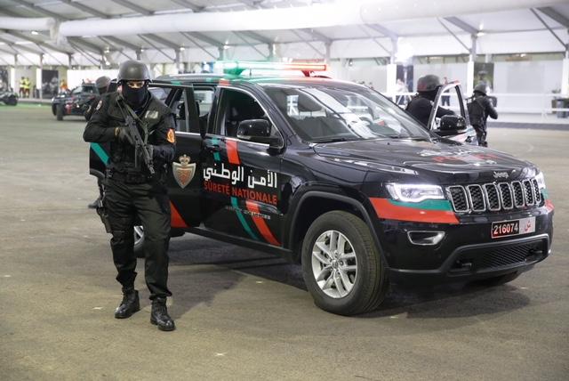 أجهزة الأمن المغربية تستلم مجرما خطيرا من نظيرتها الإيطالية