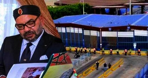 هذه شروط المغرب لإعادة فتح معبري سبتة ومليلية المحتلتين وإسبانيا تقترح حلاً وسطاً