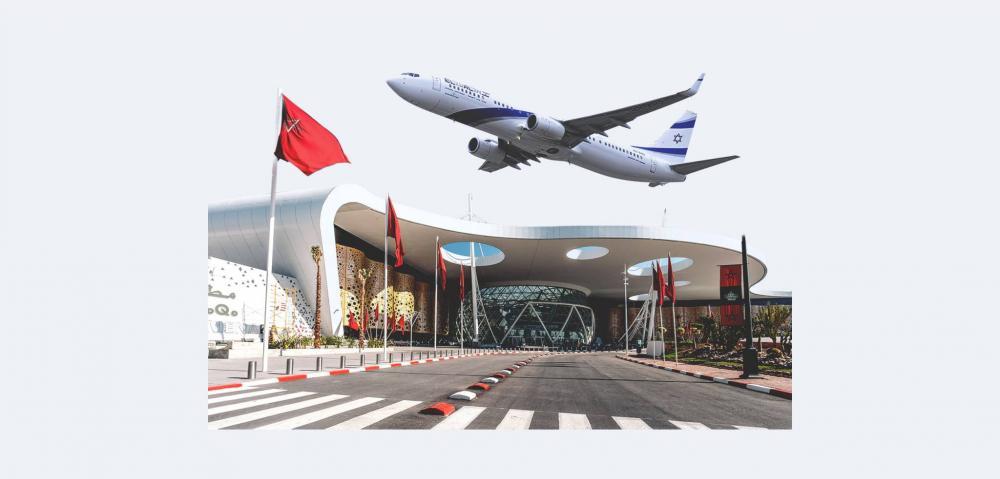 رسميا.. إعلان تنظيم أول رحلة جوية من إسرائيل إلى المغرب أياما بعد ترسيم العلاقات الدبلوماسية