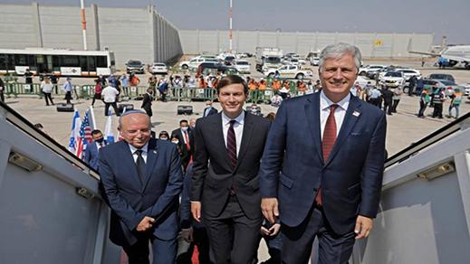 وفد اسرائيلي أمريكي يزور المغرب غدا لتوقيع مجموعة من الاتفاقيات