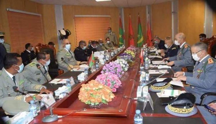 """حلم الجزائر في بلوغ الأطلسي """"يتبخّر"""" بعد اجتماع اللجنة العسكرية -المغربية الموريتانية"""