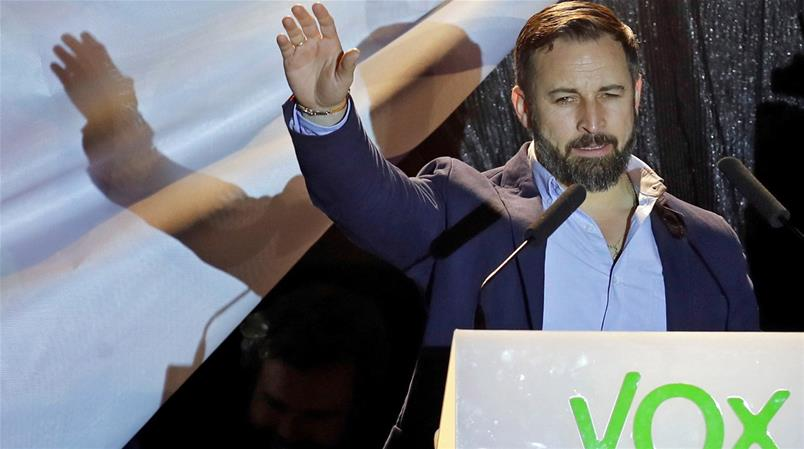 """تصريحات العثماني حول استرجاع سبتة ومليلية من """"المحتلّ الإسباني"""" تُخرج زعيم """"فوكس"""" المتطرف عن طوره"""