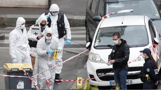 شخص يقتل ثلاثة دركيين ويصيب اخر في قرية بفرنسا