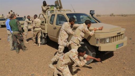 """وقع """"بالخطأ"""".. إطلاق نار بين الجيشين المغربي والموريتاني على الحدود بين البلدين"""