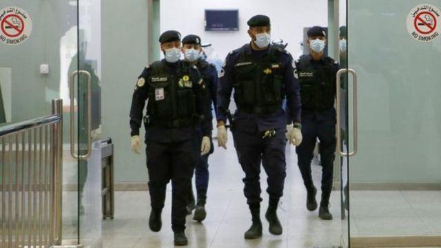 أزيد من 11 ألف موظف شرطة أصيبوا بفيروس كورونا خلال السنة الجارية