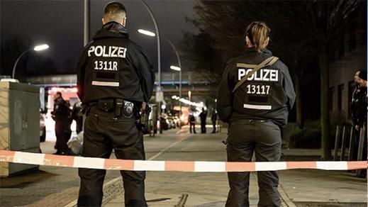 شاهدوا.. إصابة أشخاص في حادث إطلاق نار بالعاصمة الألمانية برلين