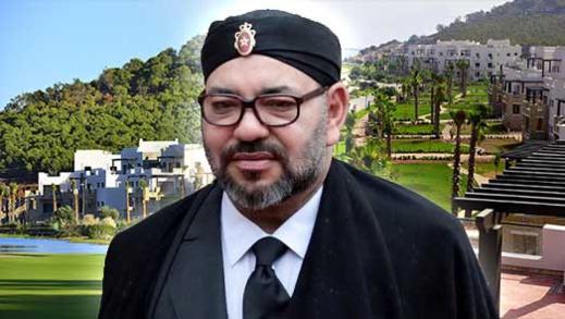 """صحيفة """"إل إسبانيول"""": الملك يستعد للاستقرار بمدينة الناظور بعد أن أدخل المغرب إلى """"نادي الكبار"""""""