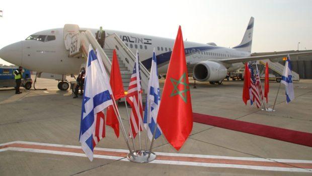 رسميا.. هذا هو تاريخ أول رحلة جوية تربط بين المغرب وإسرائيل