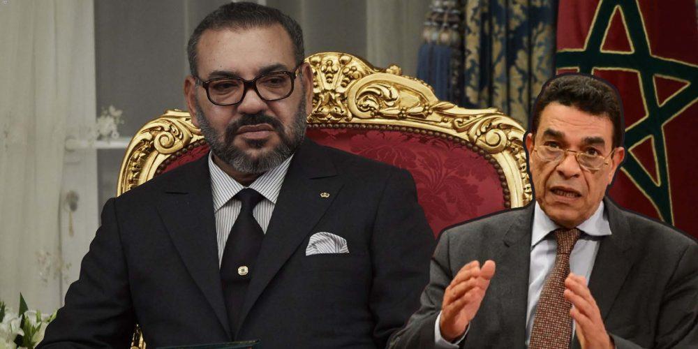 """الملك في برقية تعزية لأسرة الراحل محمد الوفا: """"متفان ومخلص في خدمة المصالح العليا للوطن"""""""