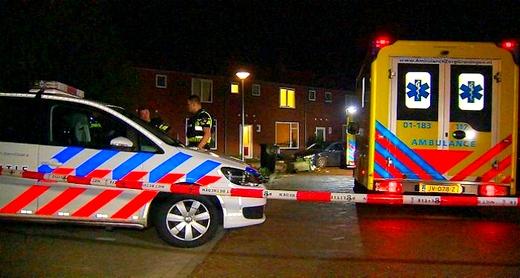 العثور على جثة أحد أبناء مدينة زايو مقتولا داخل منزله ضواحي العاصمة الهولندية