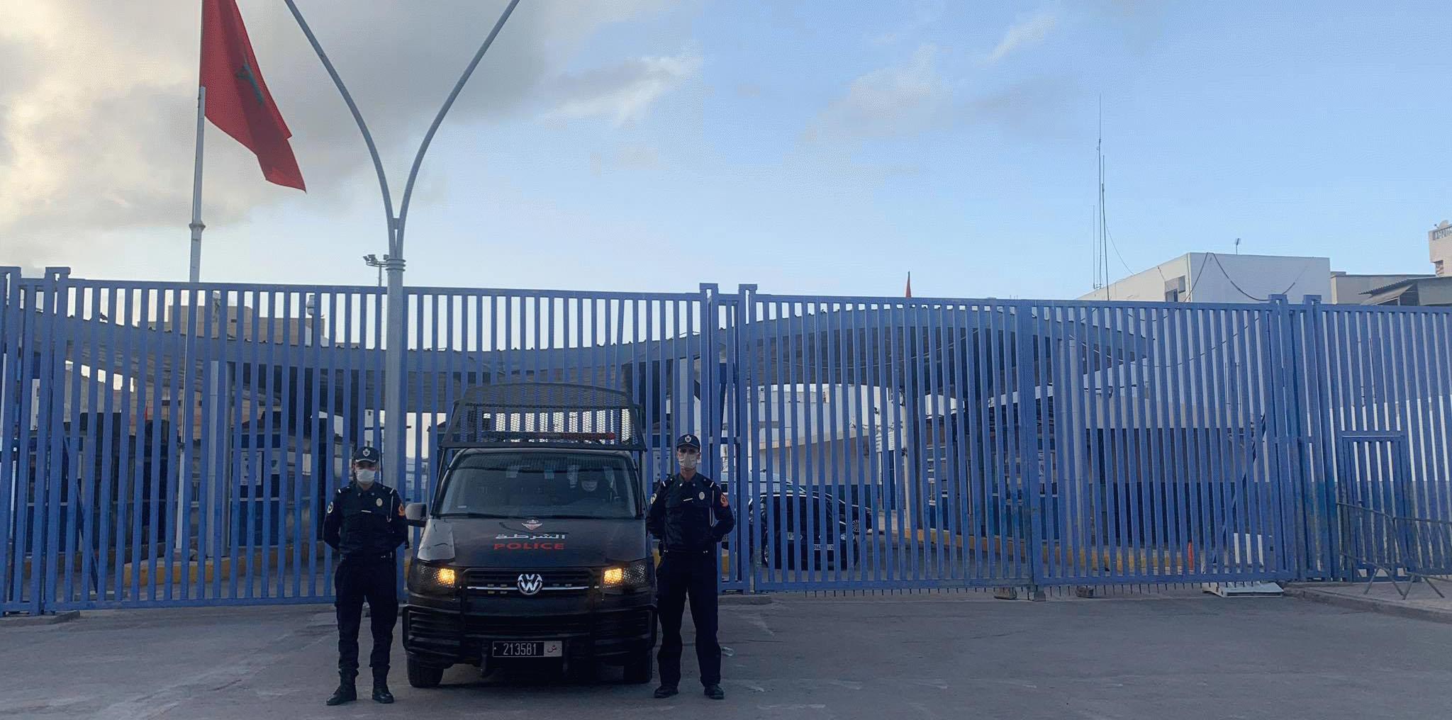 إسبانيا تعلن استمرار إغلاق معبر مليلية المحتلة خلال الشهر الأول من سنة 2021