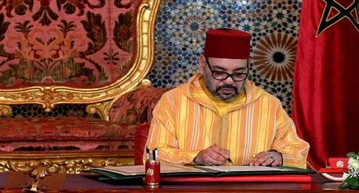 الملك يتبادل التهاني مع قادة دول وحكومات الدول بمناسة السنة الجديدة