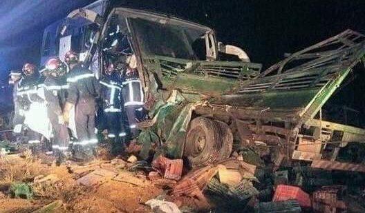 مروع بالجزائر.. حادثة سير تودي بحياة 20 شخصا في ليلة رأس السنة الجديدة