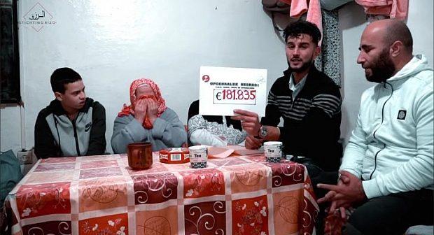 مهاجر ريفي في هولندا يجمع 181 مليونا كتبرّعات لفائدة عائلة مغربية محتاجة