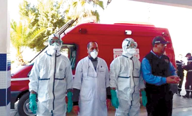 إصابات جديدة بكورونا في الناظور ترفع عدد الحالات إلى 4256