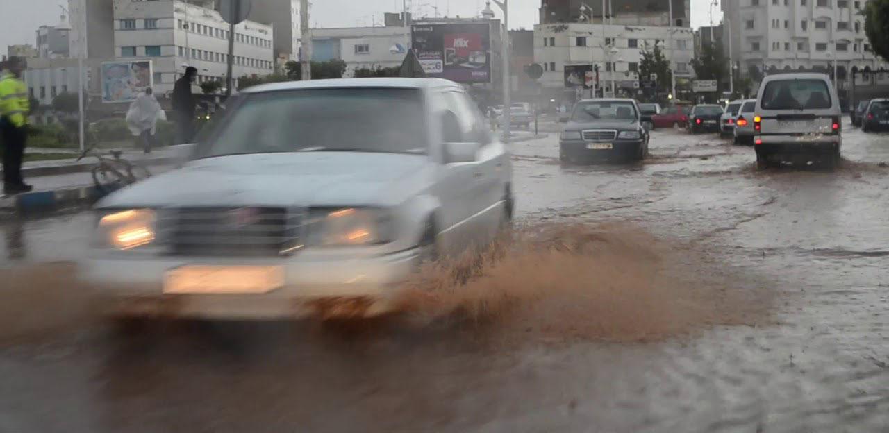 هذه كمية التساقطات المطرية التي سجّلت في المغرب خلال 24 ساعة الماضية