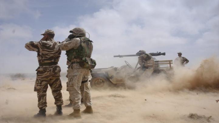 """""""كوموندو"""" مغربي يحرّر 25 عسكريا في إفريقيا الوسطى"""