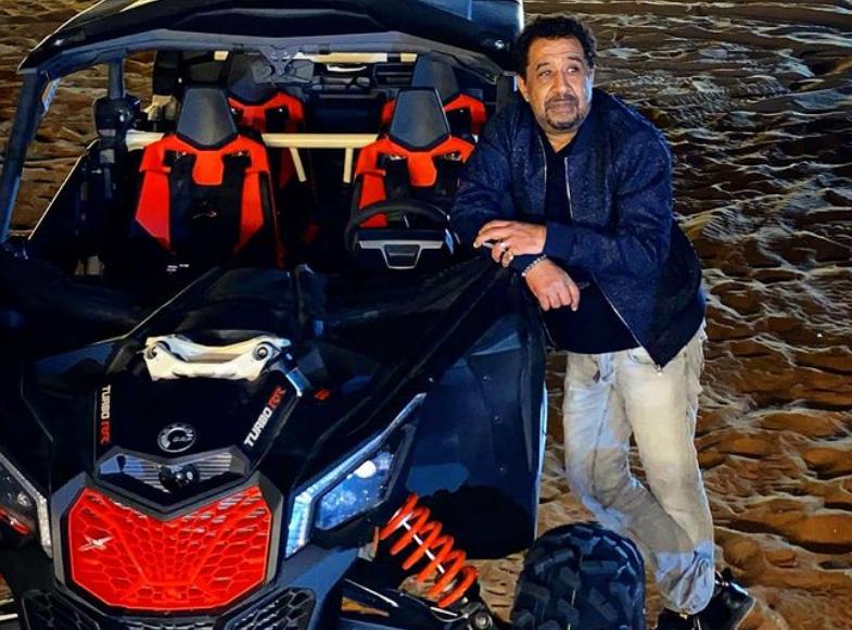 """وفاة الفنان الجزائري """"الشاب خالد"""" في حادثة سير.. هذا ما قاله صديق مقرب منه"""