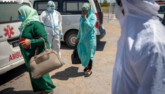 1005 إصابات و33 وفاة جديدة بفيروس كورونا في المغرب خلال 24 ساعة