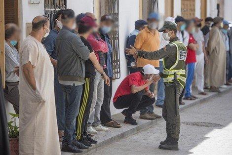 """""""تماطل"""" إدارة مستشفى مغربي في مدهم بتحليلات كورونا يثير استياء أفراد من الجالية"""