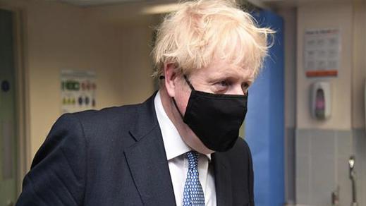 جونسون يعلن الإعلاق الشامل مجددا في إنجلترا بسبب السلالة الجديدة لكورونا