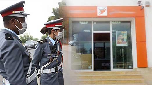 الناظور.. سرقة وكالة بنكية بقرية أركمان والدرك الملكي يوقف الفاعل خلال ثلاث ساعات