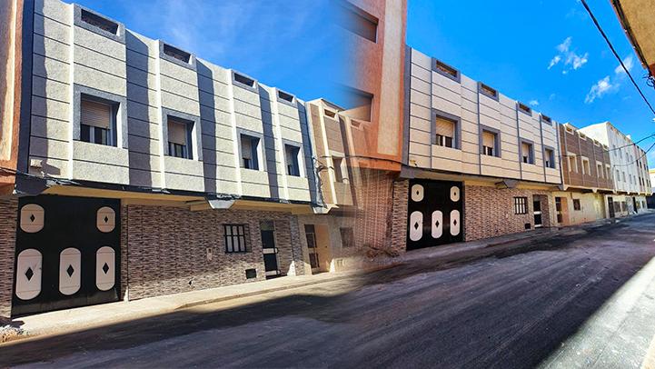 همزة.. منزل في العروي من 100 متر مربع للبيع
