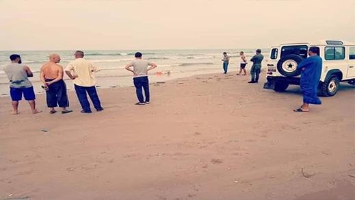البحر يلفظ جثتي مهاجرين من دول جنوب الصحراء بشاطئ قبالة جزر تشفاريناس