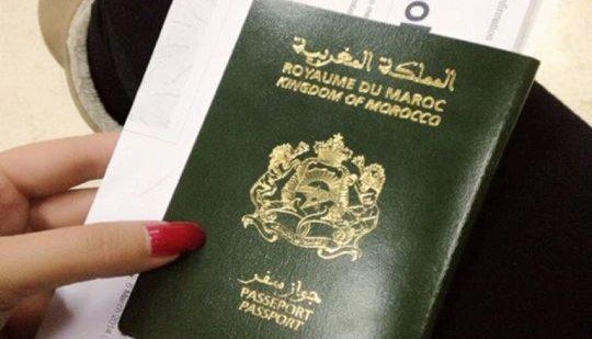 """64 بلدا يمكنك دخولها بجواز السفر المغربي دون الحصول على """"فيزا"""" مسبقة"""
