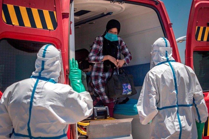 1416 إصابة و24 وفاة جديدة بفيروس كورونا في المغرب خلال 24 ساعة الأخيرة
